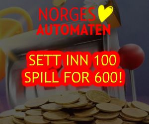 norges automaten bonus